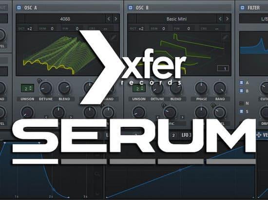 Serum для FL Studio